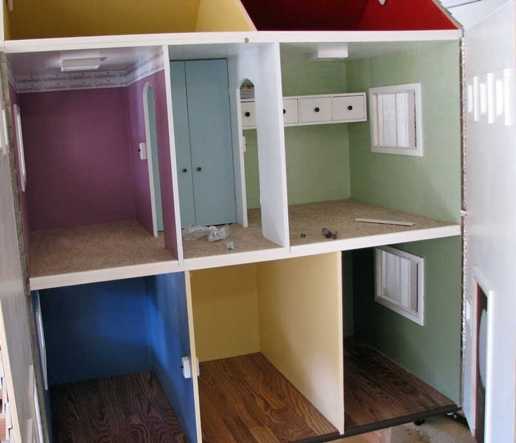 179 Best Images About American Girl Doll House On