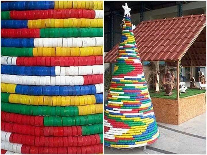 7 best images about tapas de gaseosas on pinterest - Que hacer para navidad ...