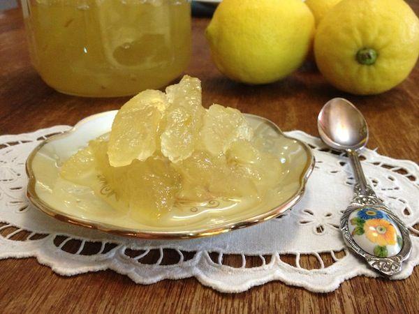 Γλυκό λεμονιού