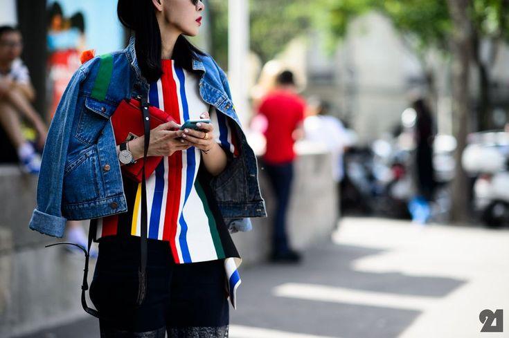 Zákulisia módnych prehliadok, ale aj ulice New Yorku, Paríža alebo Milána boli opäť plné štýlových ľudí