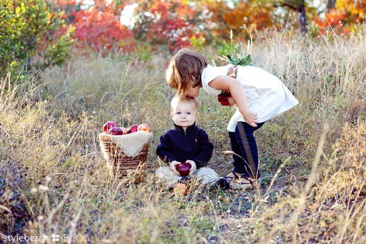 Fall photoshoot idea