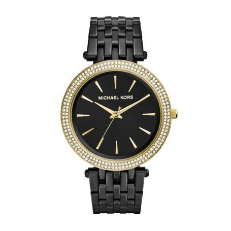 Michael Kors Armbanduhr – Darci Ladies Watch Black – in schwarz – Armbanduhr für Damen
