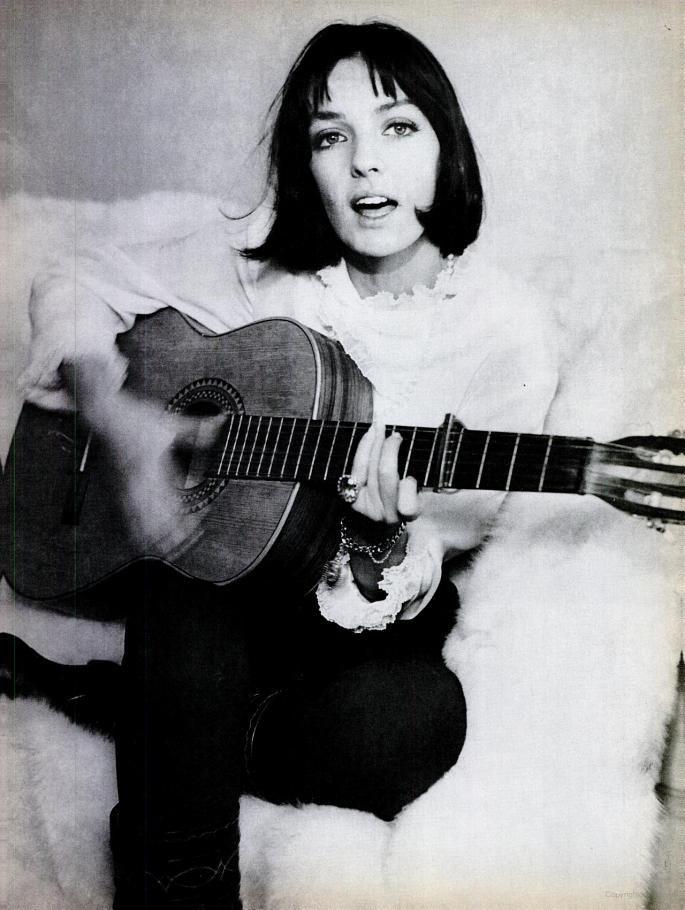 Marie LaForet chanteur