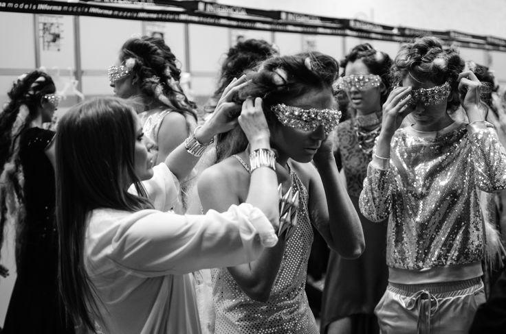 #IM60 Backstage PV 2014 de Reyna Dïaz