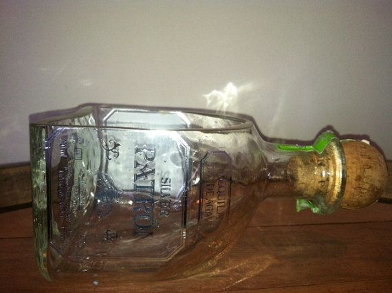 Patron Silver Tequila Party Bowl