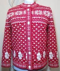Bilderesultat for moomin knitting pattern