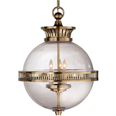 Classic Globe Glass Pendant