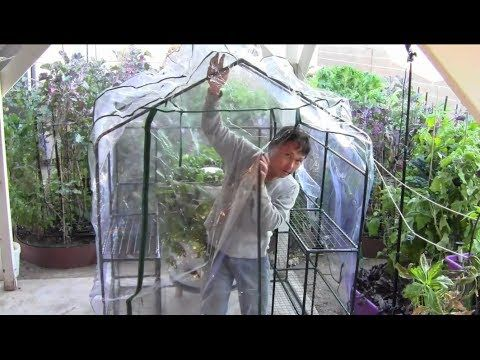 Build a Hanging Vertical Pallet Garden to Grow Food on Walls - YouTube