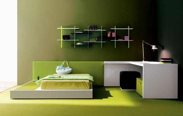 green teen room