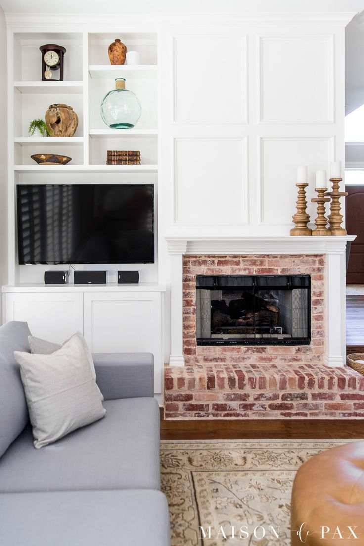665 best fireplace luv images on pinterest fireplace - How can i decorate my small living room ...