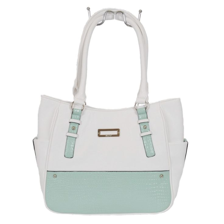 Sabini Mint Tote $79.95 #zelows www.zelows.com.au in store August 2013