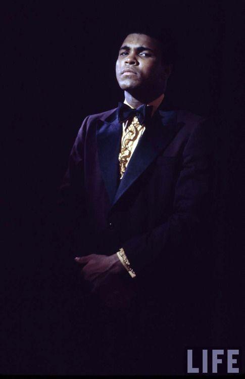 Muhammad Ali, 1971 #thegreatest