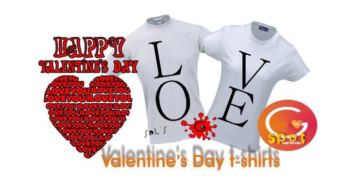 Couples Love! Tees by Geespot www.geespot.gr order geespot@mail.com