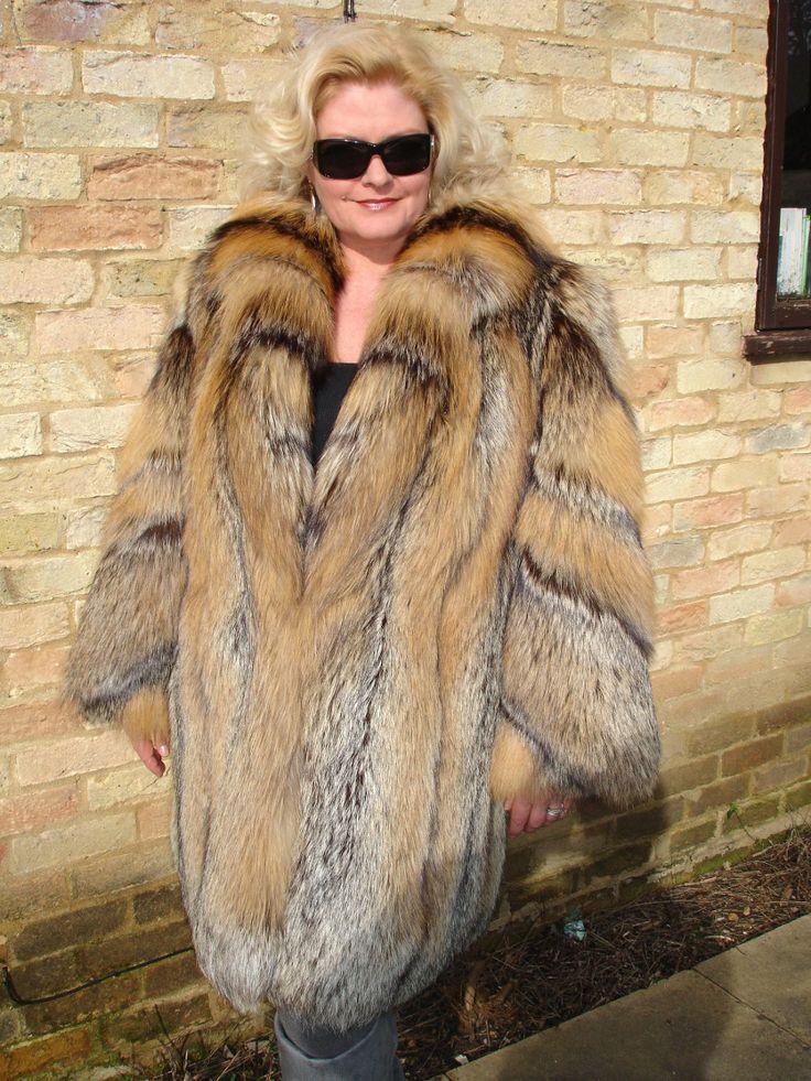 Pin by Robert Vitaglione on Fur Cite 7 | Fur, Fur fashion ...