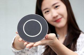 Tak Hanya membuat Smartphone LG Juga mulai membuat Charger Wireless dengan Pengisian Battery Cepat