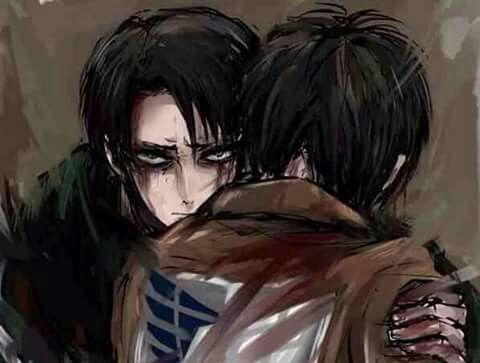 Levi Beating The Shit Out Of Eren