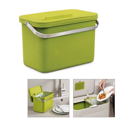 Bac déchets organiques Totem 4L