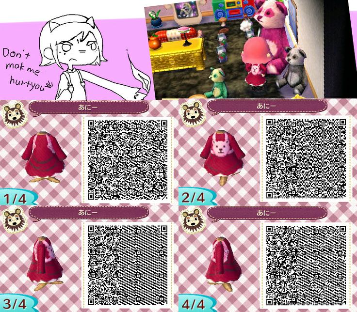 Annie Cosplay With Bear Backpack Animal Crossing New