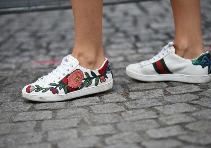 Zapatillas en looks cancheros