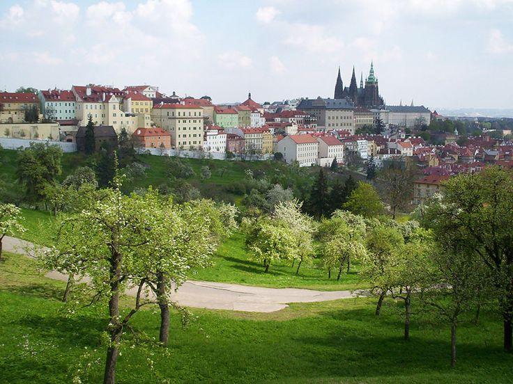 Petřín Gardens (Petřínské sady) - Prague.eu