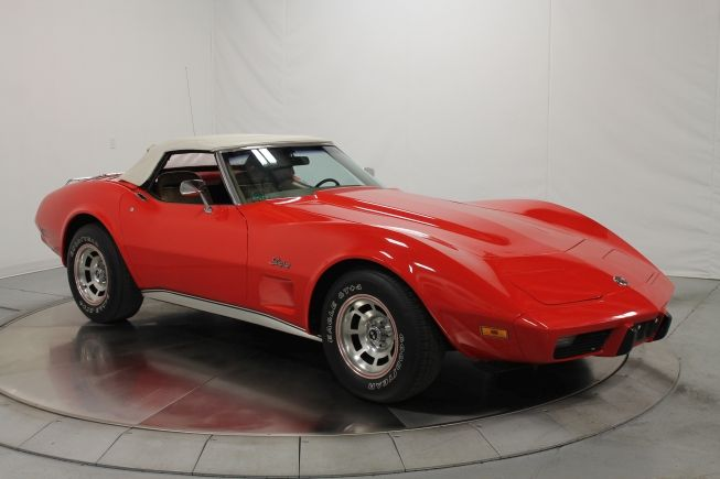1975 Corvette Stingray