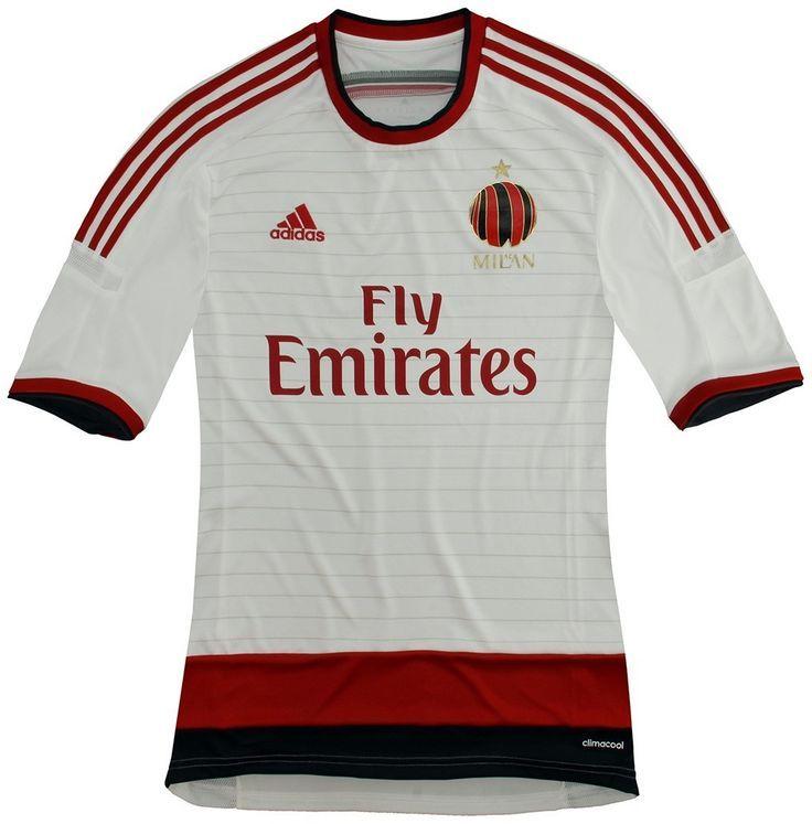 AC Milan 2014-15 Away Shirt. AC Milan shirts.