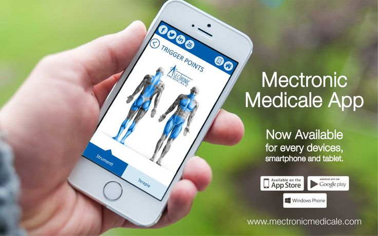 ‪#‎MectronicMedicale‬ App for: Apple Android WindowsPhone