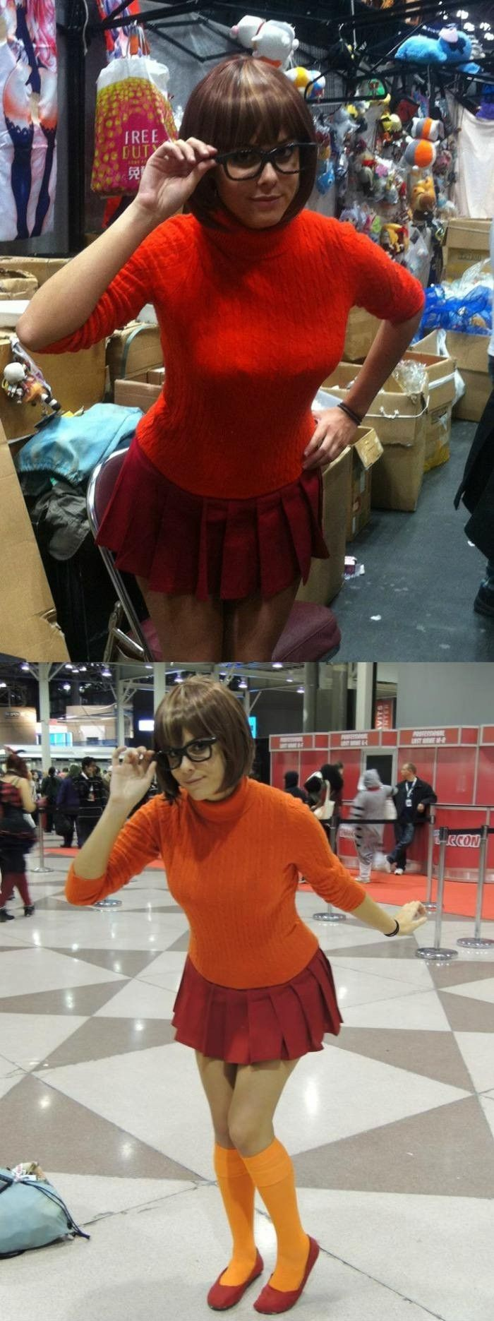 Velma is one of the best nerdy girls out there.  <3