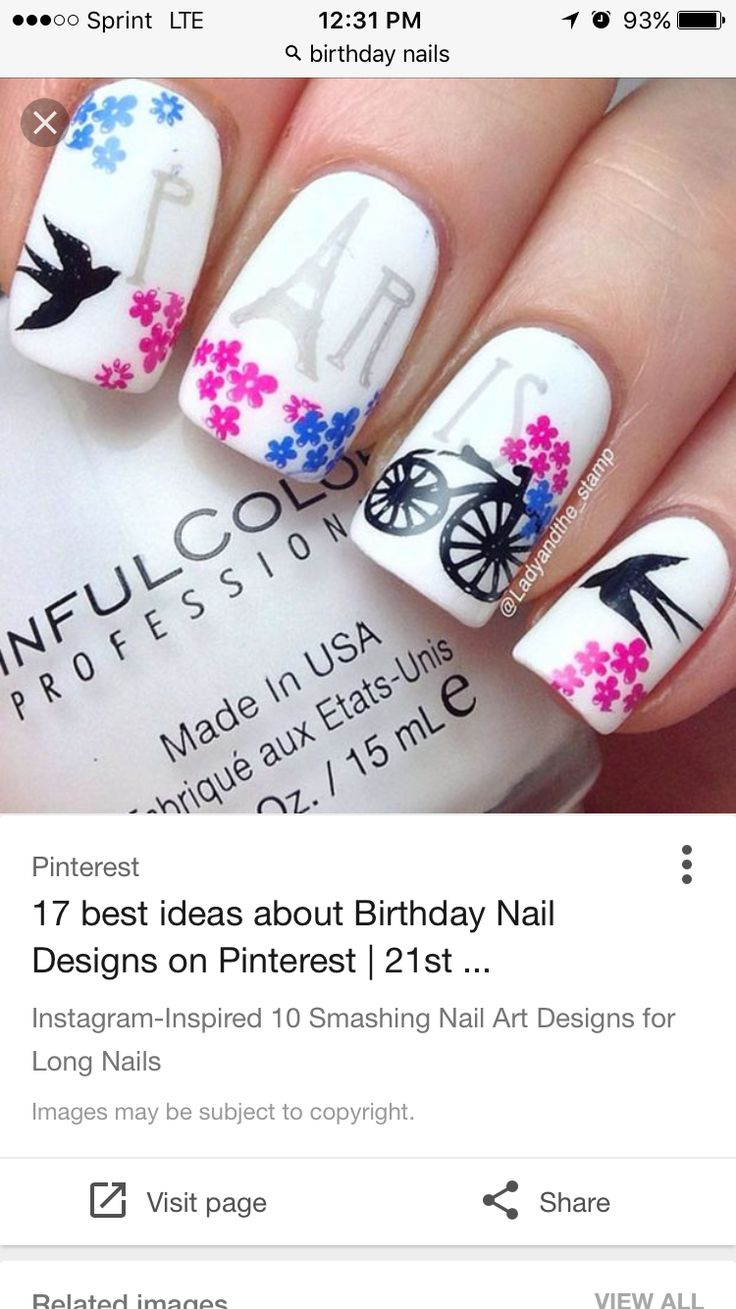 112 best Nails images on Pinterest | Nail design, Nail scissors and ...