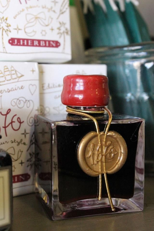 Love The Wax Seal As Part Of The Packaging Wax Seals