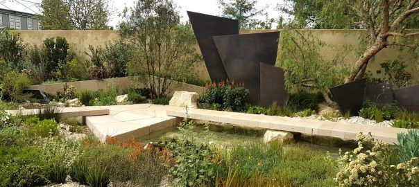 The Telegraph Garden was designed by Andy Sturgeon and built by Crocus.  The RHS judges awarded The Telegraph Garden a Gold Medal and the coveted title of Best in Show, at The RHS Chelsea Flower Show 2016.