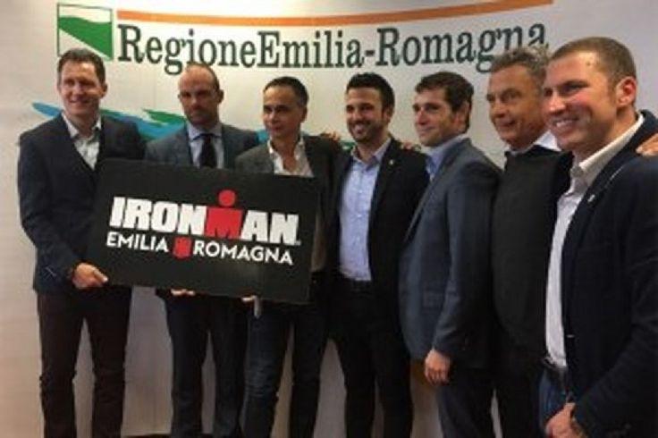 Cervia scenario degli Ironman, il triathlon di 'lunga distanza' sbarca in Riviera
