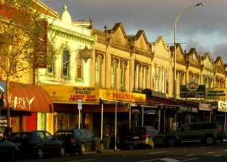 Ponsonby Road, Auckland, New Zealand