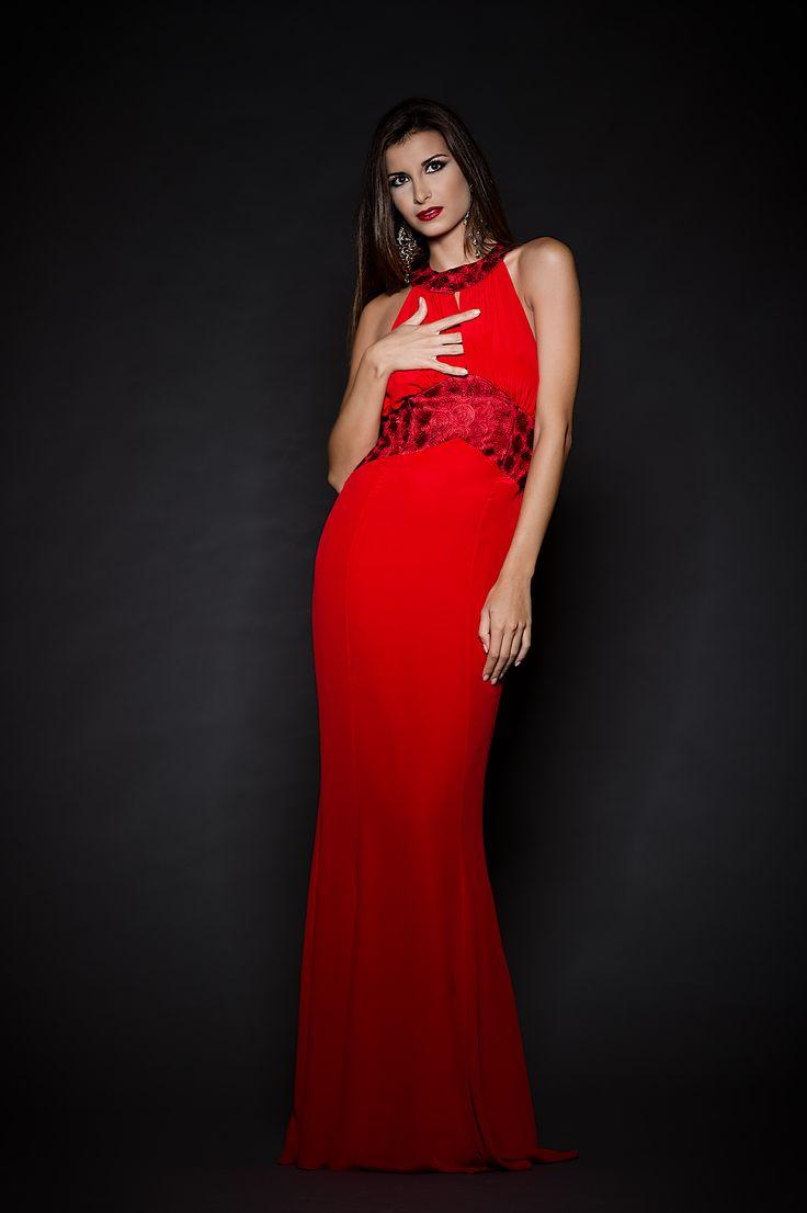 silk 100% #red #soft