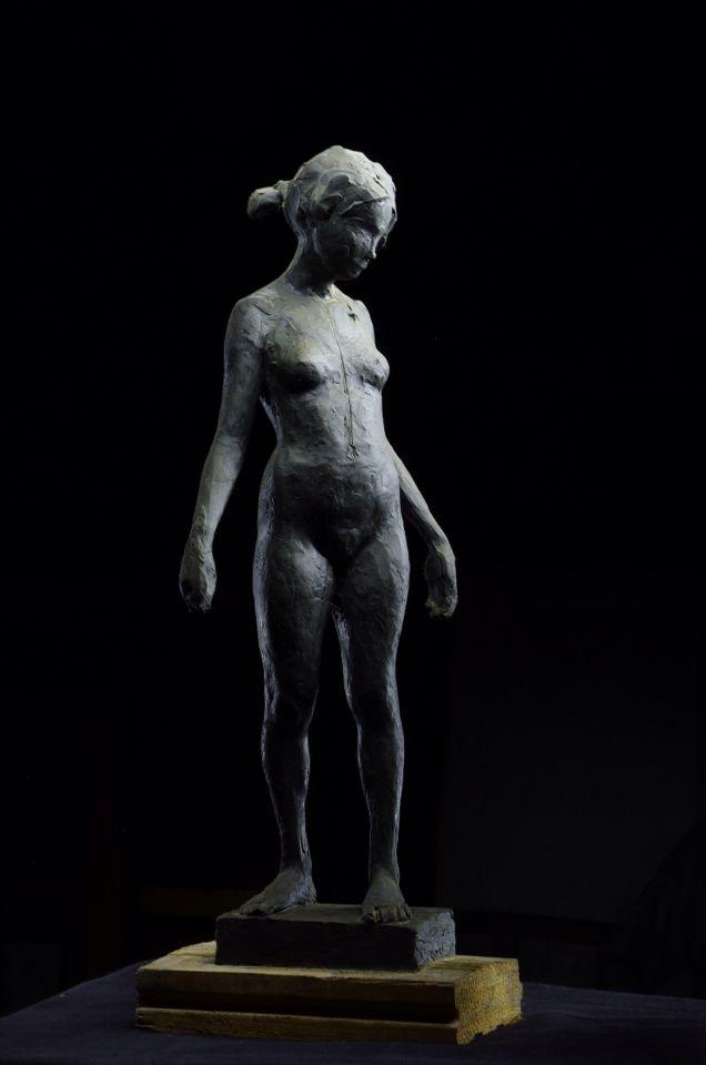 TETERIN sculpture 2015