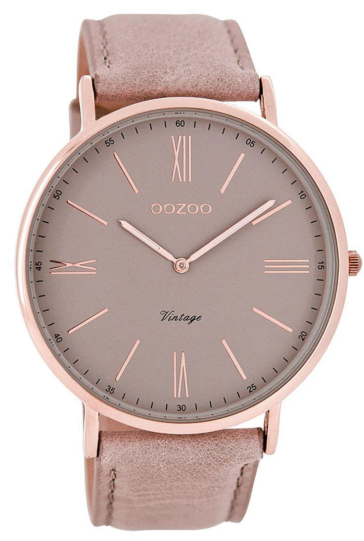 OOZOO C7342 Vintage Damenuhr Altrosa 44 mm jetzt günstig im uhrcenter Uhren Shop bestellen. ✓Geprüfter Online-Shop ✓Versandkostenfrei.