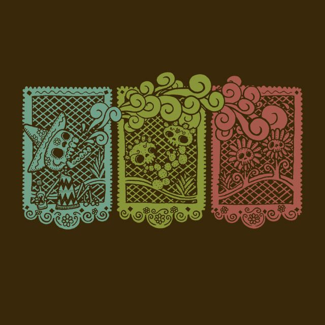 Tequila, nopales y girasoles T-shirt