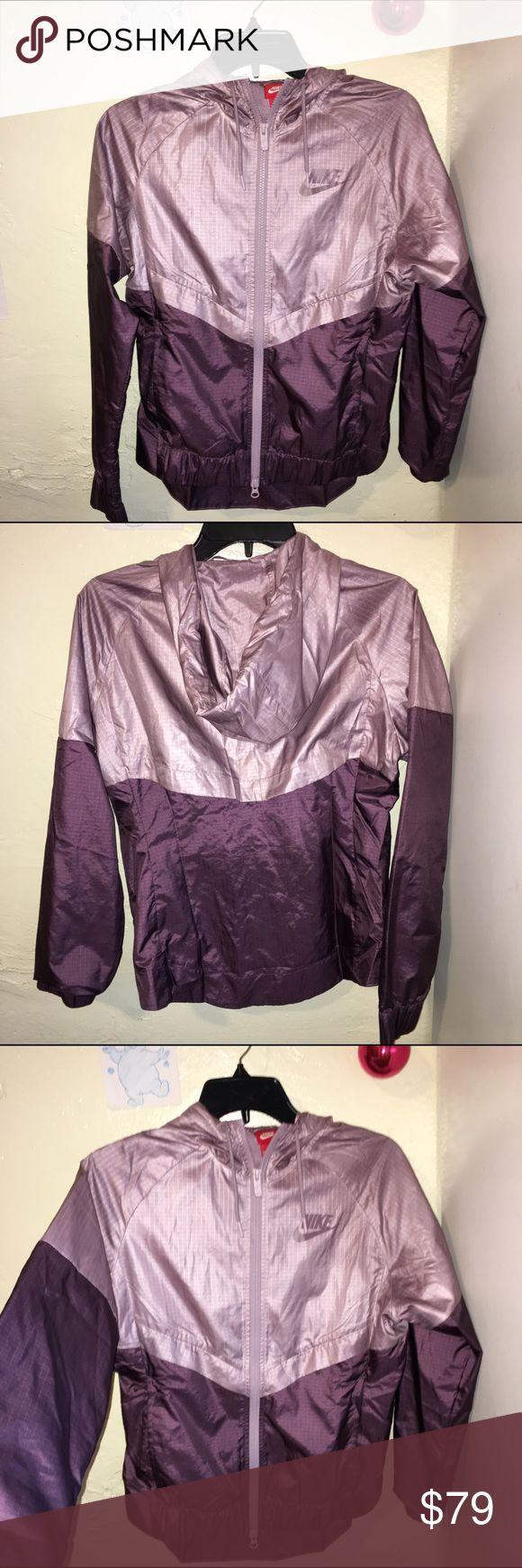 ❗️ TODAY ONLY ❗️ Nike Windbreaker Nike Windbreaker. Super cute! Color light purple. Brand new. Size x-small. Retail price is $90 Nike Jackets & Coats