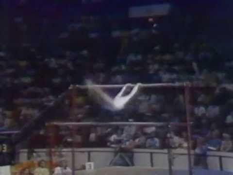 Nadia Comaneci - 1976 Gymnastics All Seven Perfect 10's