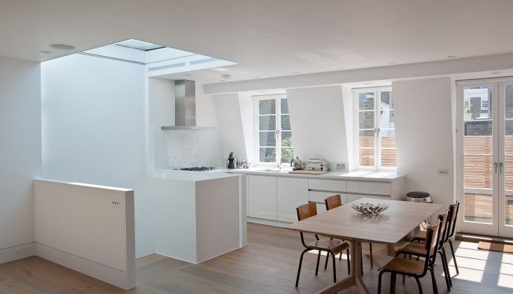 10 Favorite Minimalist British Kitchens - Remodelista