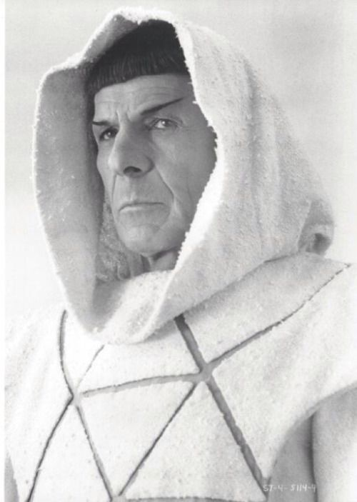 Leonard Nimoy Star Trek The Search for Spock