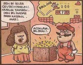 mario karikatürleri özer aydoğan