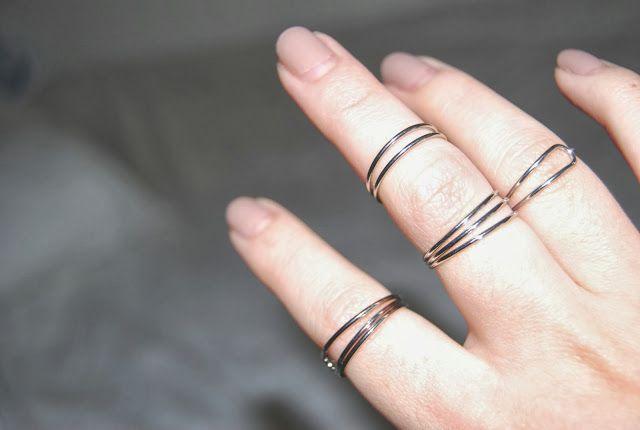 LOVISA RINGS / ohmygilded.blogspot.com
