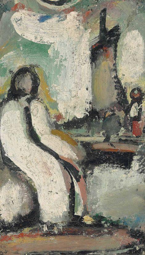 Georges Rouault, Viens plus près on ArtStack #georges-rouault #art