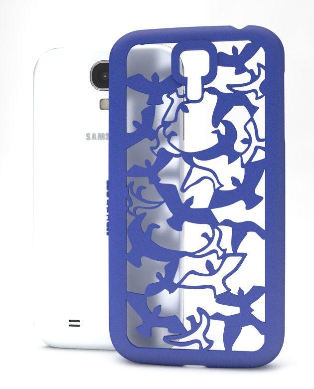 BIRD case pre Samsung Galaxy S4 Objednávať môžte na www.make3d.sk