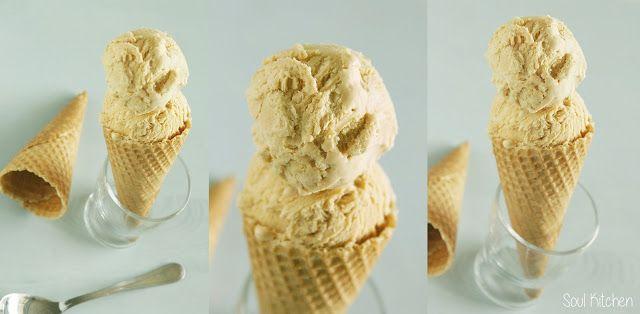 Lélekkonyha-dulce de leche icecream