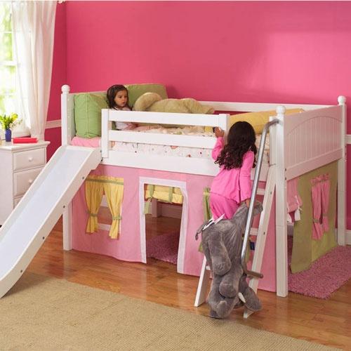 Coolest Bed Ever Emileigh Pinterest