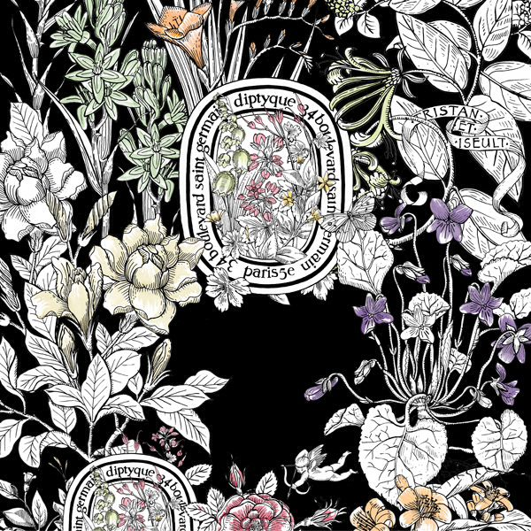 Top 22 ideas about Art of Diptyque on Pinterest ...