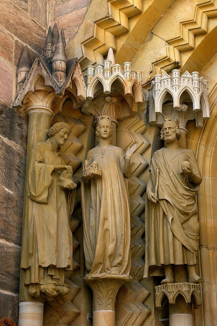 BambergDom-HeinrichKunigunde - Bamberger Dom – Wikipedia
