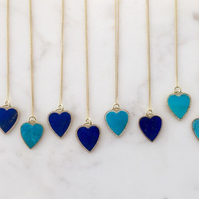 Jennifer Meyer - those blue hues                                                                                                                                                                                 More